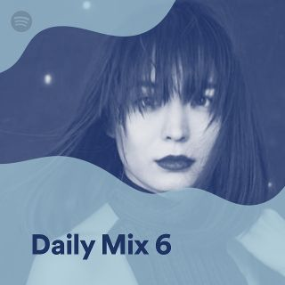Daily Mix 6のサムネイル