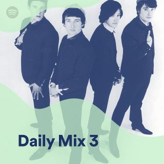Daily Mix 3のサムネイル