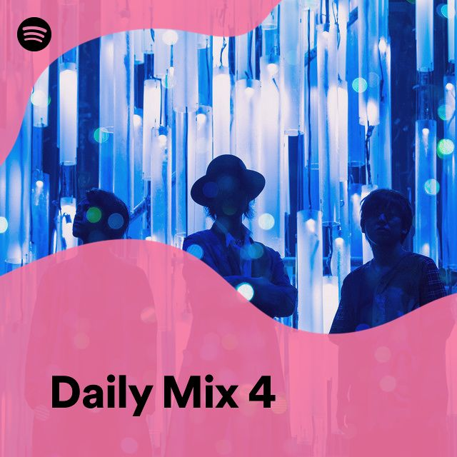 Daily Mix 4のサムネイル