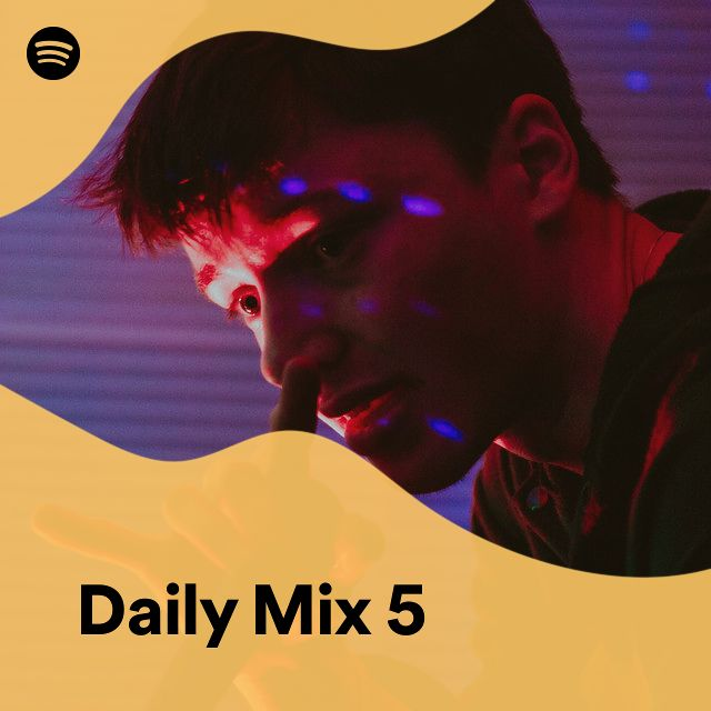 Daily Mix 5のサムネイル