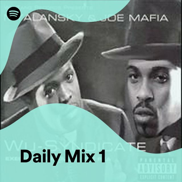 Daily Mix 1のサムネイル